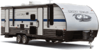 Toy Hauler Travel Trailers