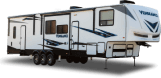 Toy Haulers Fifth Wheels