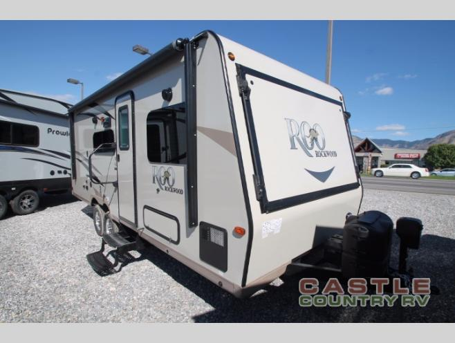 Rockwood Roo 233s >> New 2018 Forest River Rv Rockwood Roo 233s Expandable