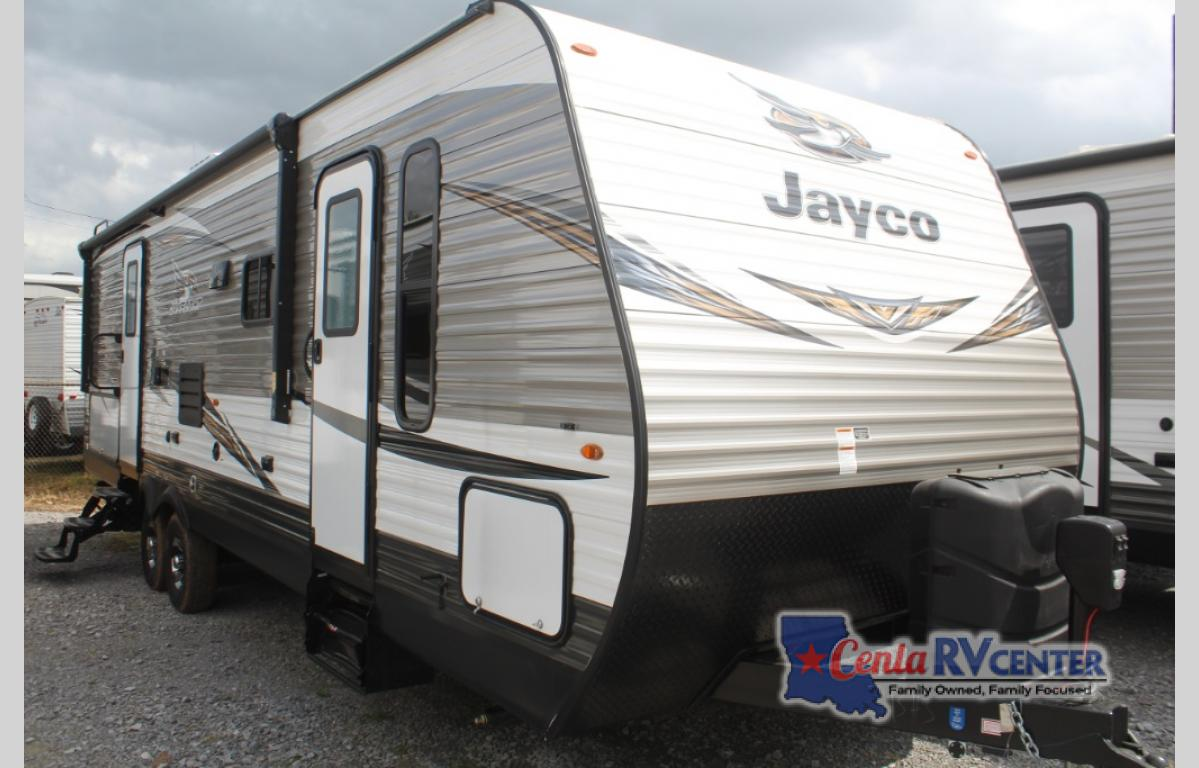 New 2019 Jayco Jay Flight 28bhs Travel Trailer At Cenla Rv