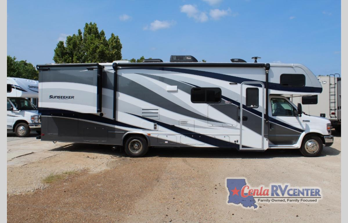 New 2019 Forest River RV Sunseeker 3010DS Ford Motor Home
