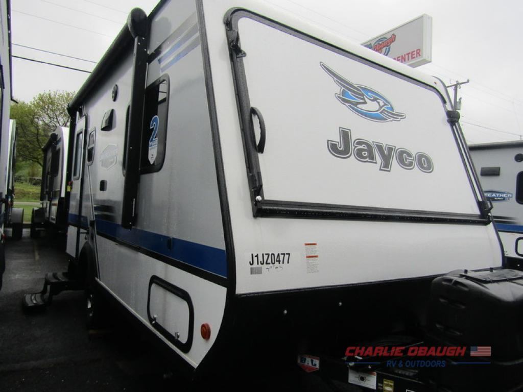 New 2018 Jayco Jay Feather X17z Expandable At Charlie