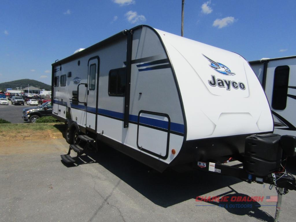 New 2019 Jayco Jay Feather 24RL Travel Trailer at Charlie