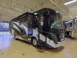 New 2019 Forest River RV Berkshire 34QS 360HP Photo