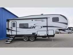 New 2018 Winnebago Industries Towables Minnie Plus 25RKS Photo