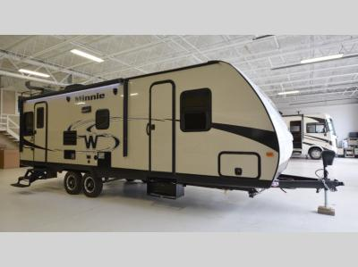 New 2019 Winnebago Industries Towables Minnie 2606RL Photo