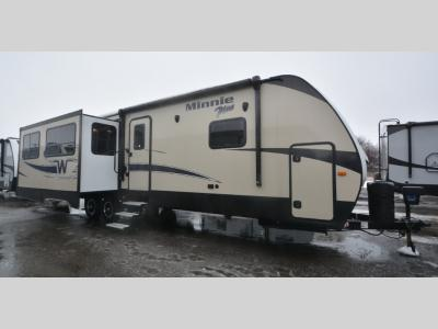 New 2018 Winnebago Industries Towables Minnie Plus 30RLSS Photo