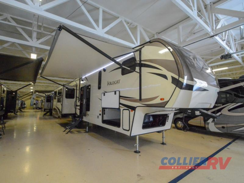 New 2019 Forest River Rv Wildcat 383mb Fifth Wheel At