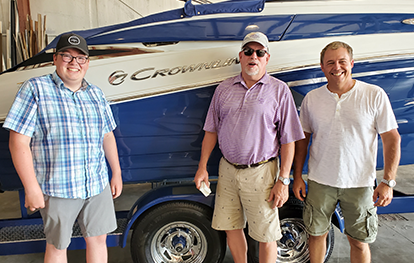 New Crownline owners