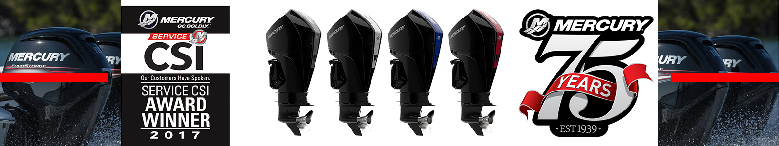 Mercury Outboards For Sale in IL