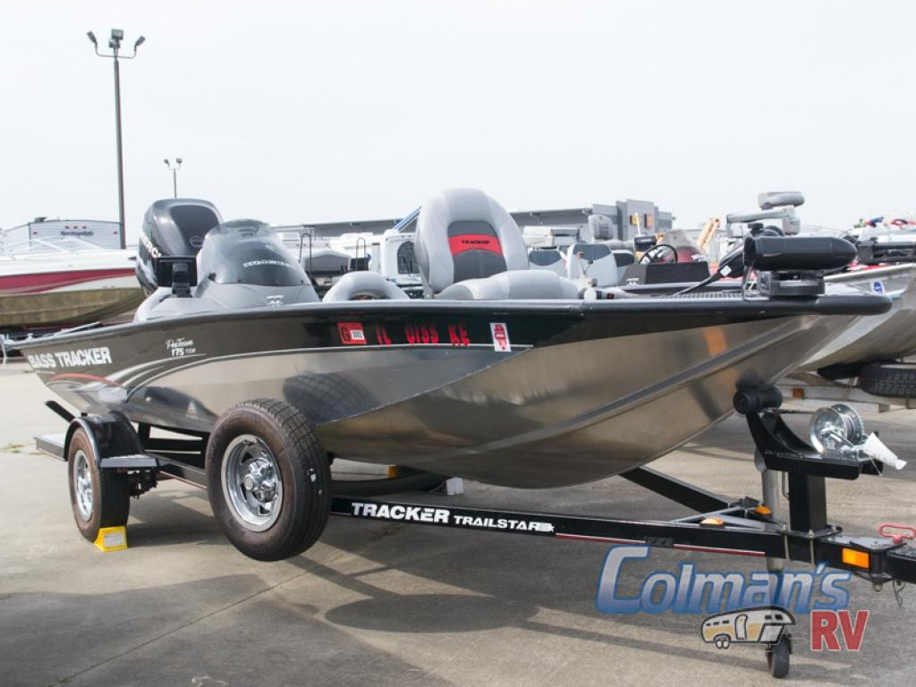 Used 2008 Tracker Pro Team 175 Bass Boat at Colman's RV