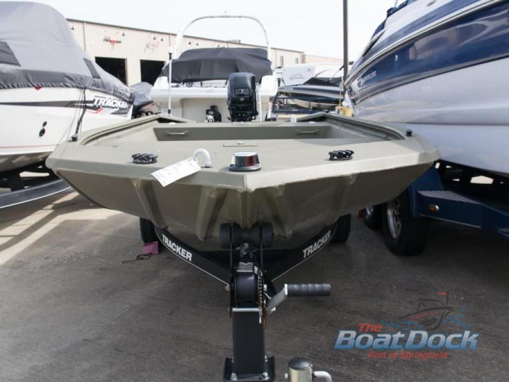 Used 2017 Tracker Grizzly 1448 Jon Boat at Colman's RV