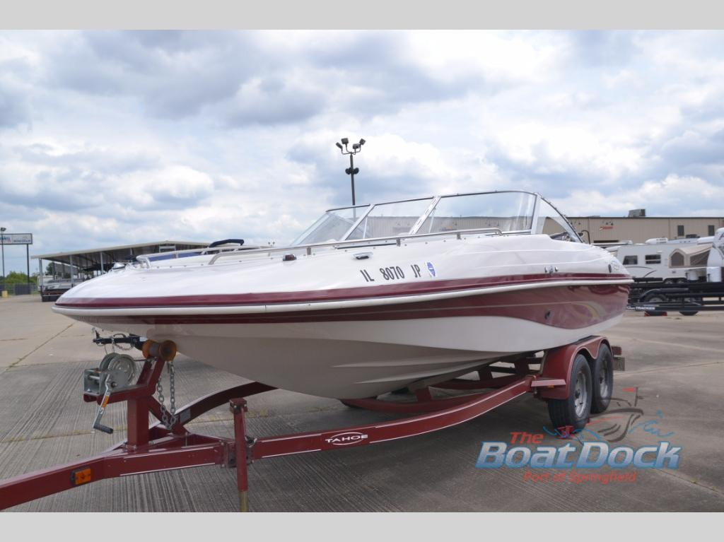 Used 2001 Tahoe 204 Deck Boat at Colman's RV | Springfield