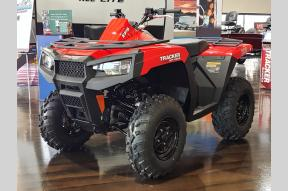 New 2022 Tracker Off Road 600EPS Photo