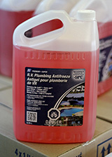 Non-toxic RV Antifreeze