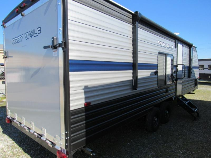 New  2019 Forest River RV Cherokee Grey Wolf 26 RR Travel Trailer in Hattiesburg, Mississippi