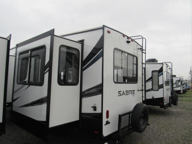New  2019 42' Forest River RV Sabre 38RDP Fifth Wheel in Hattiesburg, Mississippi