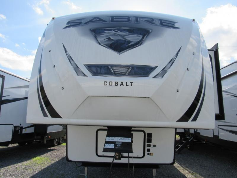 New  2019 42' Forest River RV Sabre 36BHQ Fifth Wheel in Hattiesburg, Mississippi