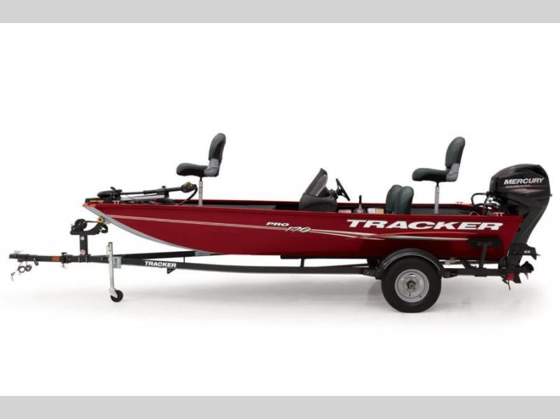 New  2019 Tracker Boats Pro 170 Fishing Boat in Hattiesburg, Mississippi