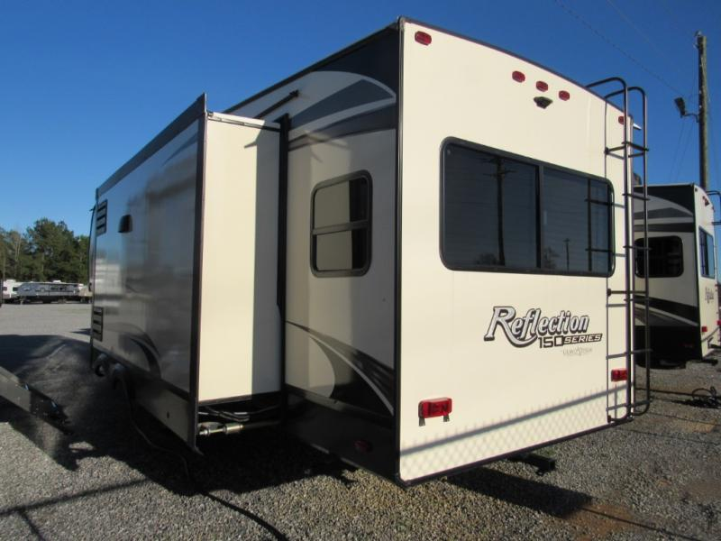 New  2019 33' Grand Design Reflection 150 Series 295RL Fifth Wheel in Hattiesburg, Mississippi