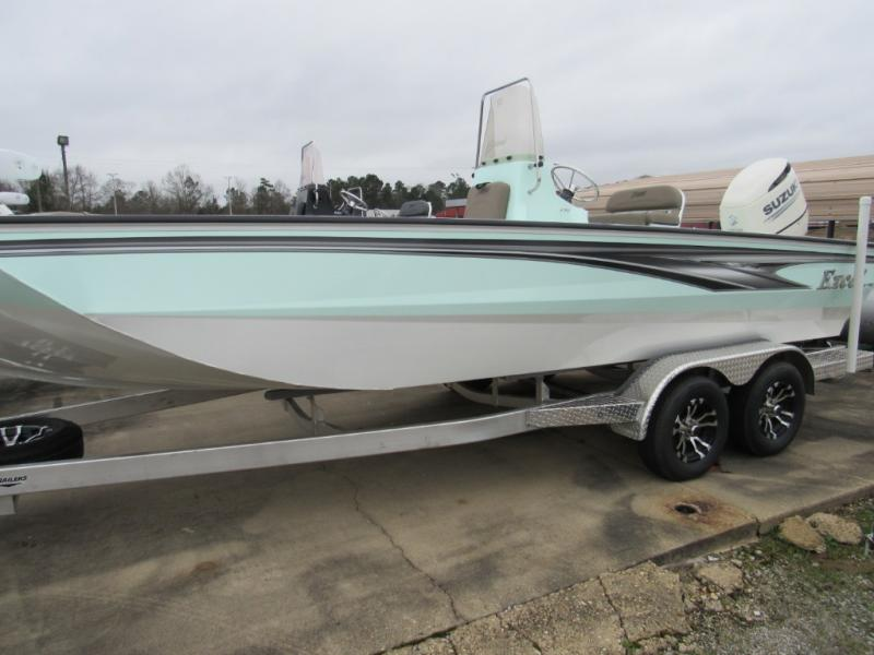 New  2019 EXCEL BOATS BAY PRO 230 Bay Boat in Hattiesburg, Mississippi