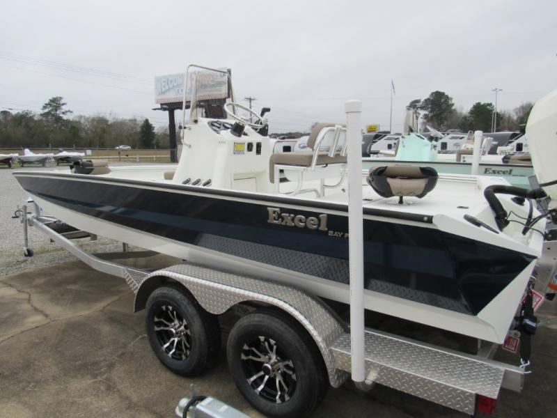 New  2019 EXCEL BOATS BAY PRO 220 Bay Boat in Hattiesburg, Mississippi