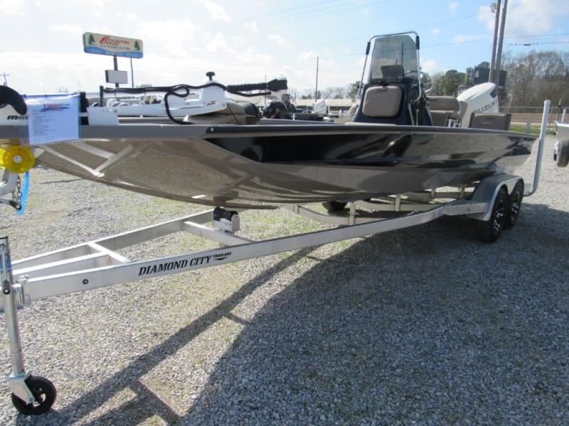 New  2018 EXCEL BOATS Bay Pro 220 Bay Boat in Hattiesburg, Mississippi