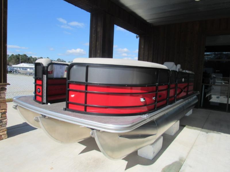 New  2019 South Bay Pontoons 200 Series 222RS  Tri-Toon Pontoon Boat in Hattiesburg, Mississippi