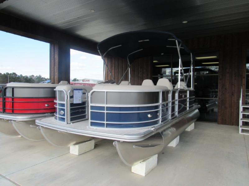 New  2019 South Bay Pontoons 200 Series 222E Pontoon Boat in Hattiesburg, Mississippi