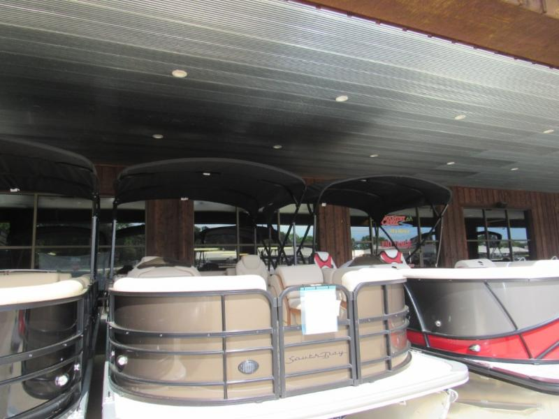 New  2019 South Bay Pontoons 200 Series 224RS  2.75 Pontoon Boat in Hattiesburg, Mississippi