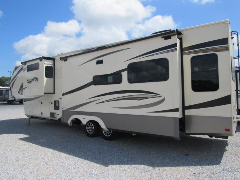 New  2020 41' Grand Design Solitude 373FB R Fifth Wheel in Hattiesburg, Mississippi