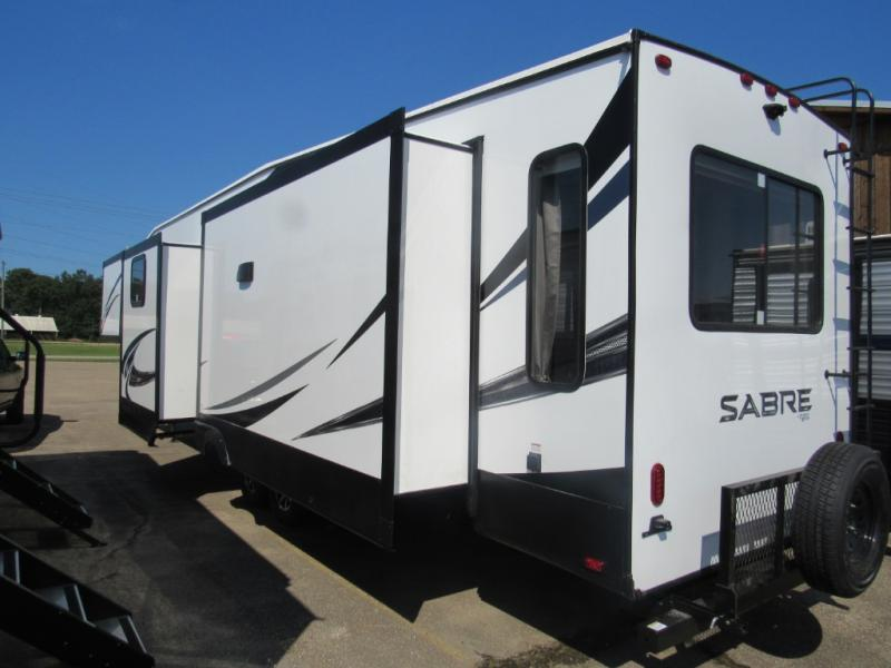 New  2020 42' Forest River RV Sabre 36BHQ Fifth Wheel in Hattiesburg, Mississippi