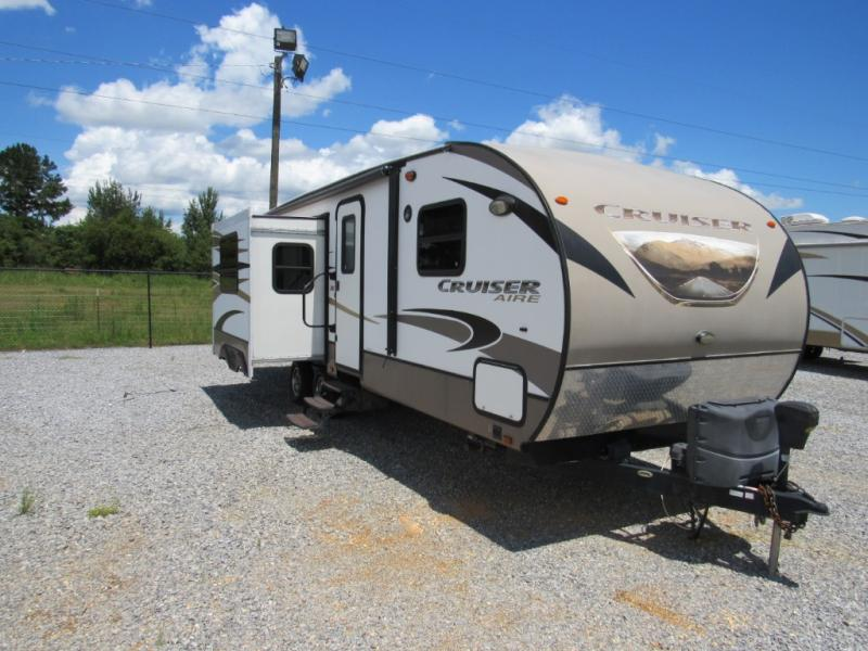 Used  2013 CrossRoads RV Cruiser 28LB Travel Trailer in Hattiesburg, Mississippi