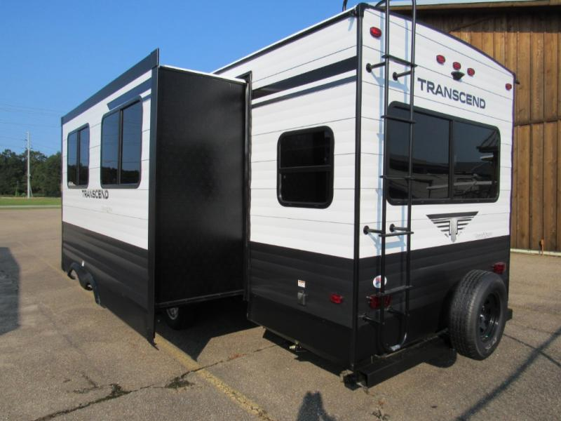 New  2019 32' Grand Design Transcend 26RLS Travel Trailer in Hattiesburg, Mississippi