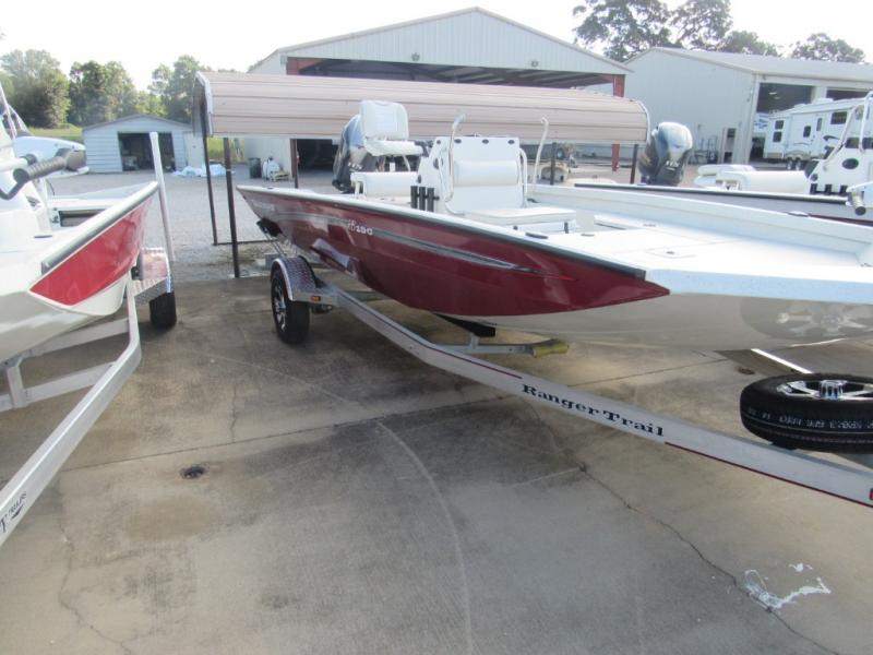 New  2018 Ranger Boats Bay RB190 Bay Boat in Hattiesburg, Mississippi