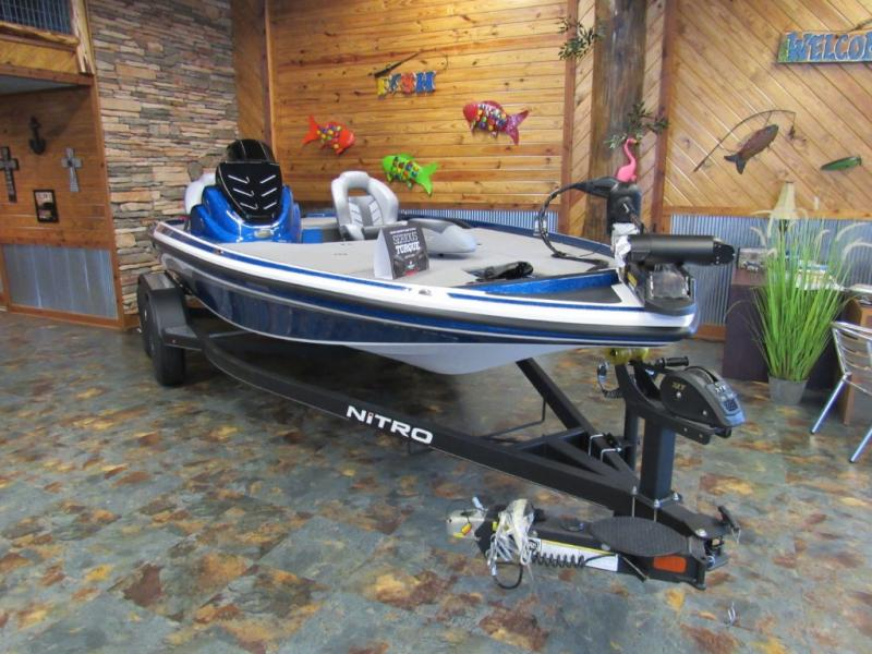 New  2019 TRACKER BOATS NITRO Z18 Bass Boat in Hattiesburg, Mississippi