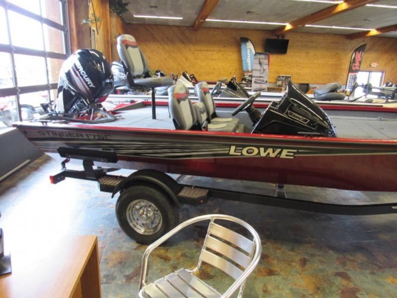 New  2018 Lowe Boats Stinger 175C Fishing Boat in Hattiesburg, Mississippi