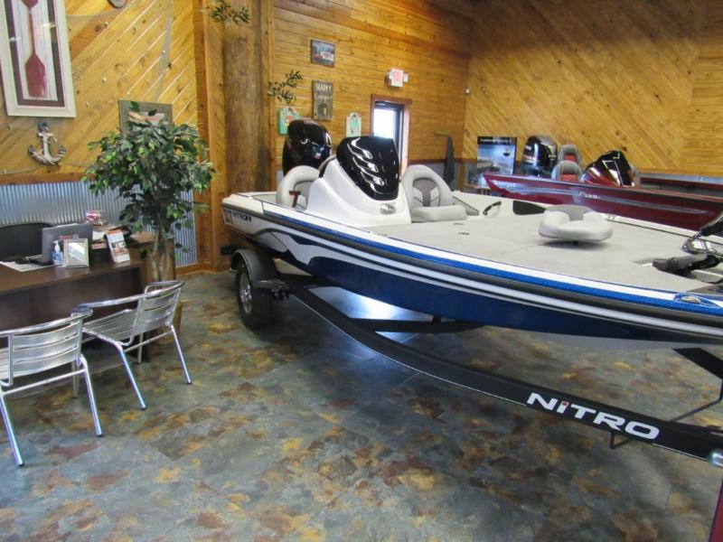 New  2019 Tracker Boats Nitro Z17 Bass Boat in Hattiesburg, Mississippi