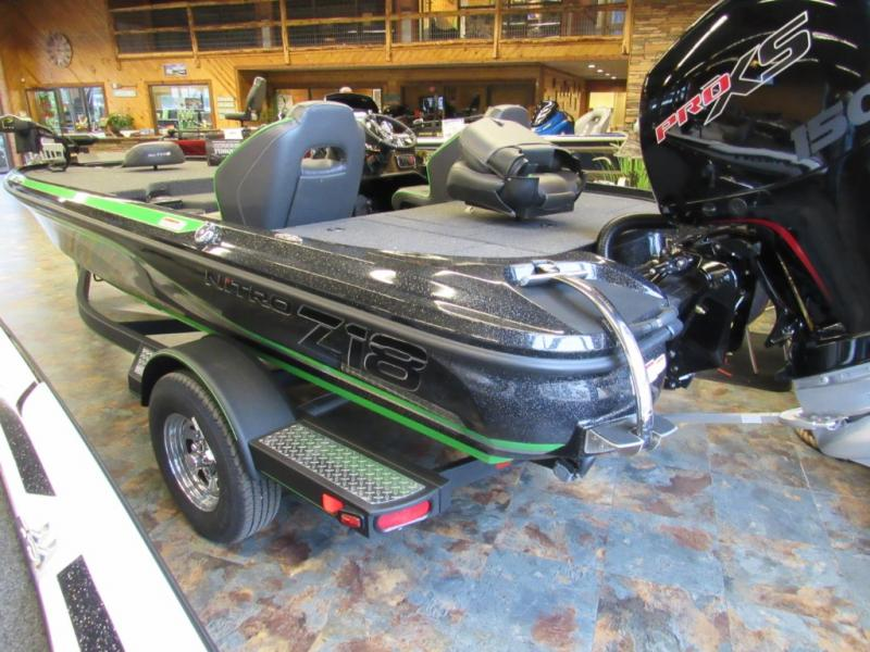 New  2019 Tracker Nitro Z18 Bass Boat in Hattiesburg, Mississippi