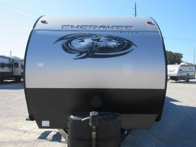 New  2020 40' Forest River RV Cherokee 306MM Travel Trailer in Hattiesburg, Mississippi