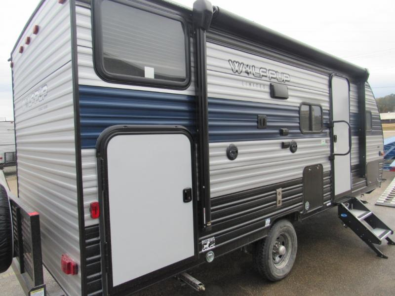 New  2020 23' Forest River RV Cherokee Wolf Pup 17JG Travel Trailer in Hattiesburg, Mississippi