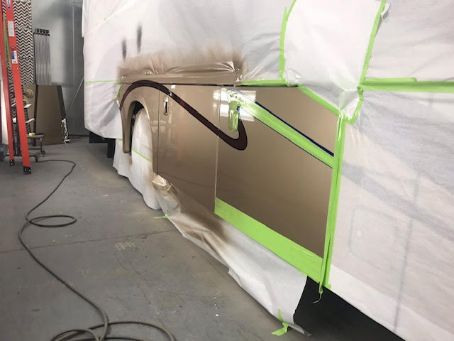 RV Paint & Body Shop in Loveland & Wheat Ridge near Denver, Colorado