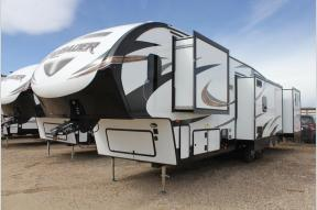 New 2018 Prime Time RV Crusader 337QBH Photo