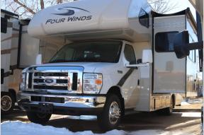 New 2019 Thor Motor Coach Four Winds 24F Photo