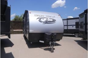 New 2020 Forest River RV Cherokee Grey Wolf 26DJSE Photo