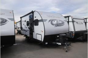 New 2021 Forest River RV Cherokee Wolf Pup Black Label 16BHSBL Photo