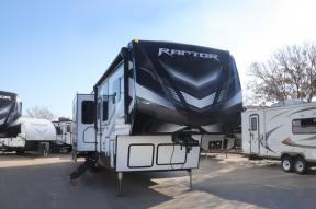 New 2021 Keystone RV Raptor 413 Photo