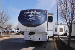 Used 2014 Forest River RV Sandpiper 376BHOK Photo