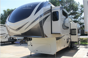 New 2021 Grand Design Solitude 390RK-R Photo