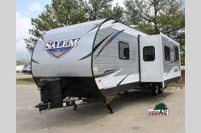 New 2018 Forest River RV Salem 30QBSS Photo
